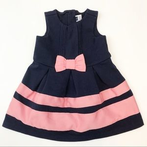 Girls 12-18 month Janie and jack dress and sweater